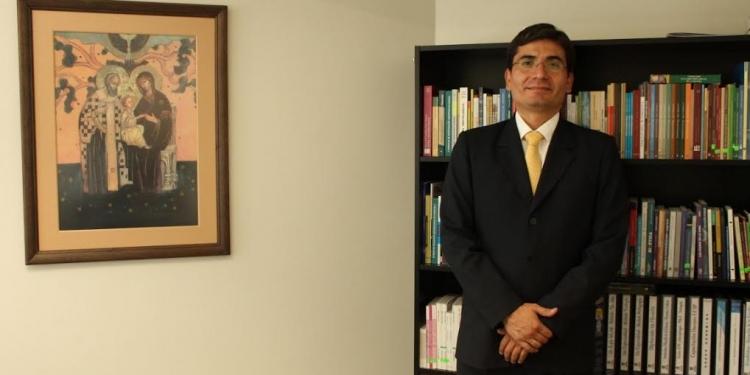 Mg. Rodolfo Castro Salinas, nuevo presidente de la Asociación Latinoamericana de Institutos de Familia.