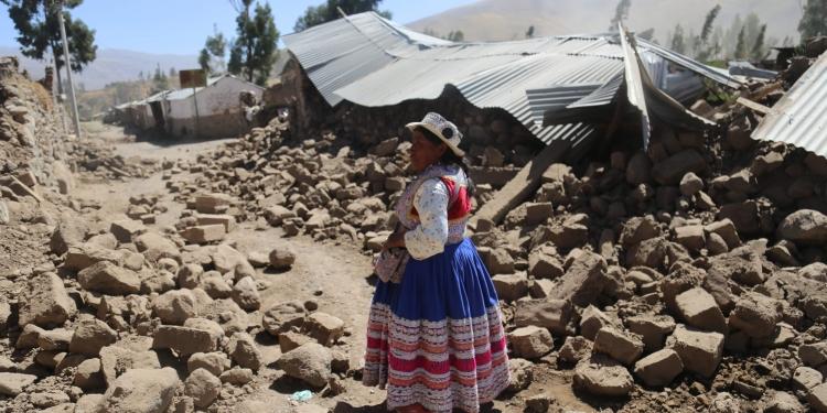 La emergencia en el valle del Colca está prácticamente controlada. Ahora se inicia la segunda etapa de reconstrucción.