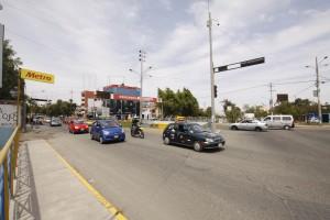 La siguiente obra a ejecutar es el intercambio vial en la intersección de las avenidas La Salud, Los Incas y Dolores.