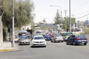 En la intersección de la avenida Juan de la Torre con la calle Jerusalén también se intervendrá en dos meses. A tener paciencia.