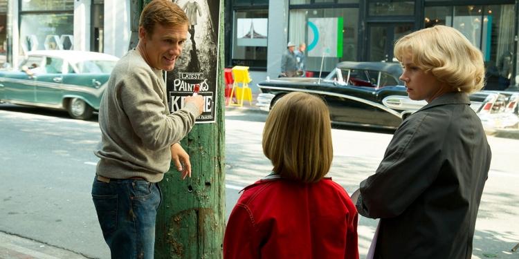 Christoph Waltz y Amy Adams dan vida a los personajes principales de la cinta.