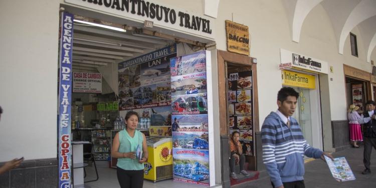 Predios de Beneficencia de Arequipa en riesgo de ser tomados por personas ajenas a la institución.