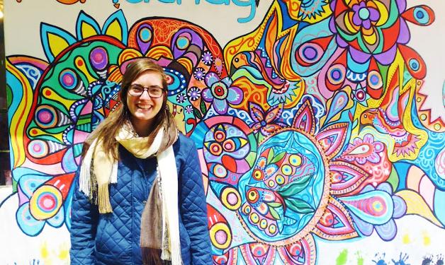 Sarah Beam, creadora y coordinadora principal del proyecto Cuentos de Altura.