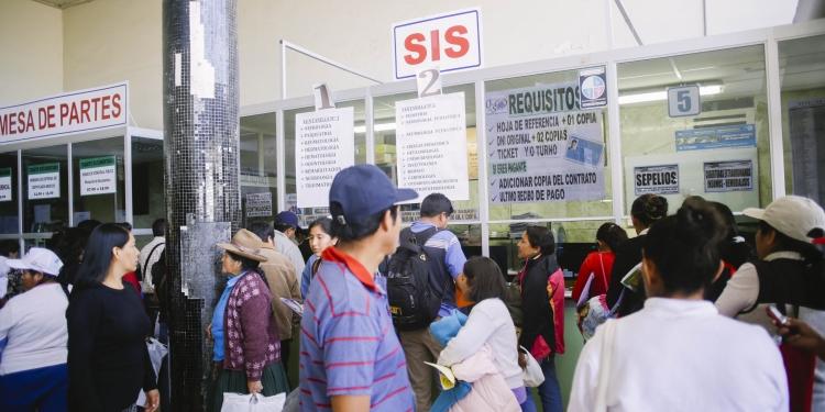 Congresistas y autoridades regionales piden atención a Gobierno nacional.