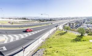 El puente Chilina, la obra bandera de Juan Manuel Guillén, se quedará inconclusa por decisión de la gobernadora Yamila Osorio.