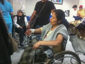 La principal causa de las deficiencias y limitaciones del servicio de salud pública en Arequipa es el déficit económico.