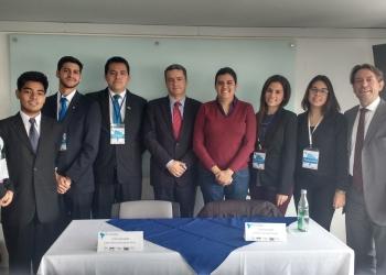 Equipo de la UCSP en Bogotá, Colombia.