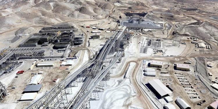 Arequipa continúa con la dependencia del sector minero para promover su crecimiento económico.
