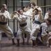 """Elenco de la obra """"Ser o no Ser"""", basada en el drama Hamlet de William Shakespeare."""