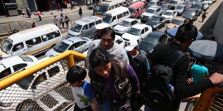 Intervención en la avenida Salaverry afectará el transporte y a la ciudadanía en general.