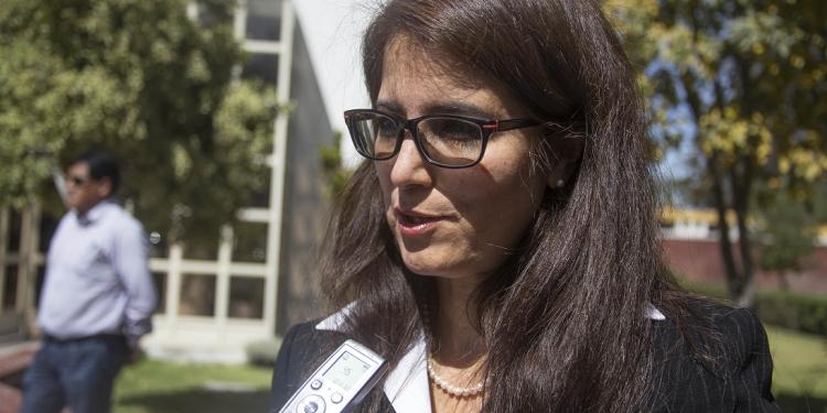 Julia Torreblanca consideró que las contribuciones que hizo la minera superan la deuda por las regalías que reclama la Sunat.
