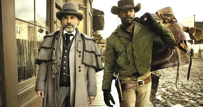 La calidad del filme hace que el director pueda encaramarse a los hombros de los mejores.