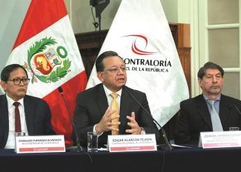 Alarcón fue destituido en medio del escándalo por el caso Chinchero y sin superar acusaciones de realizar negocios incompatibles con su cargo.