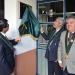 Autoridades de la UCSM durante la inauguración