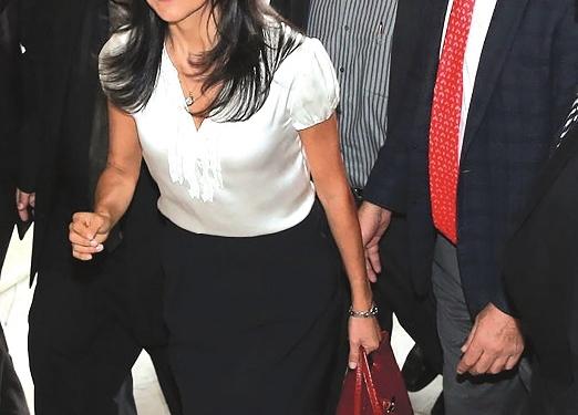 El exceso de protagonismo político le jugó una mala pasada a la ex primera dama Nadine Heredia, quien enfrenta una acusación por lavado de activos.