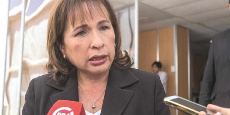 Elsa Galarza llamó la atención sobre la falta de previsión en la conservación del recurso hídrico.
