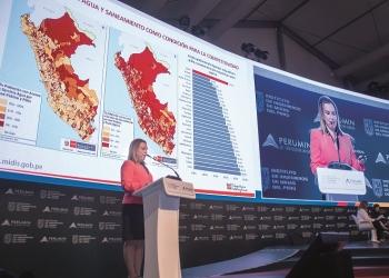 Después del Banco de Crédito del Perú, las mineras Southern y Antamina son las que más invirtieron con el mecanismo de obras por impuestos.