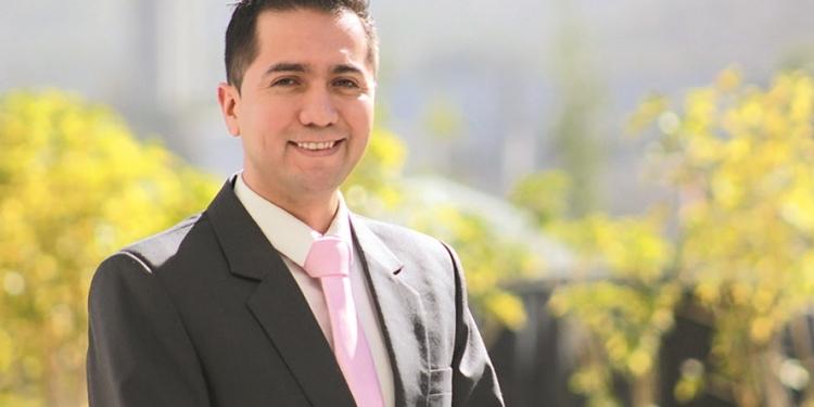 Diego Arias Padilla.