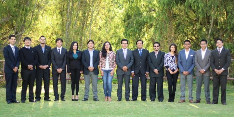 El equipo de investigadores del Citem-UCSP.