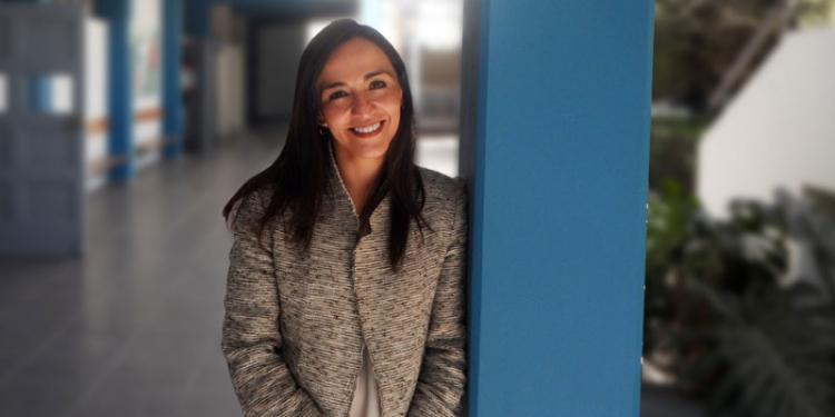 Elizabeth Vidal, docente de la Universidad La Salle.