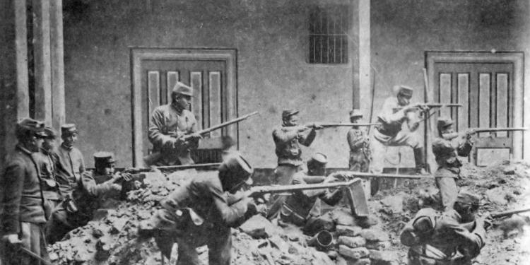 Muchos fueron los arequipeños que se enlistaron para defender la patria en la guerra del Pacífico, desmintiendo los mitos de una supuesta rendición.