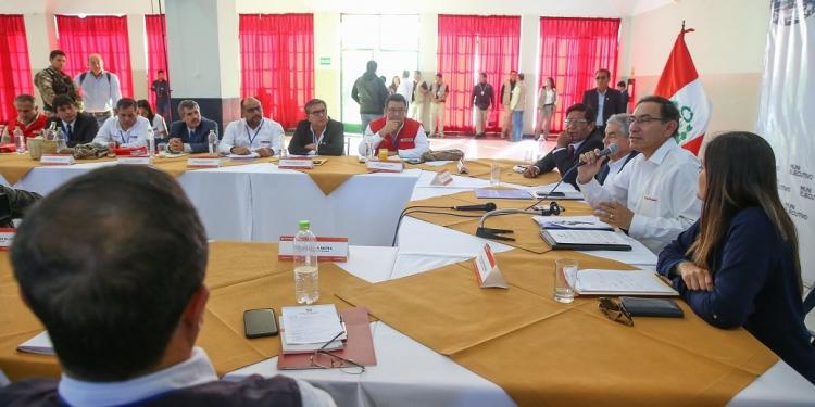 Para algunos burgomaestres, la reunión solo fue protocolar porque no se aprobó ningún presupuesto adicional.