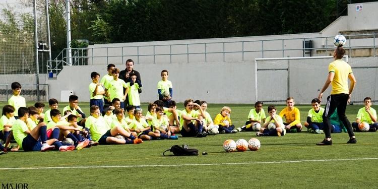 La formación del futbolista es un largo proceso que implica muchas variables.