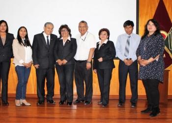 Grupo de académicos encargados de la investigación.