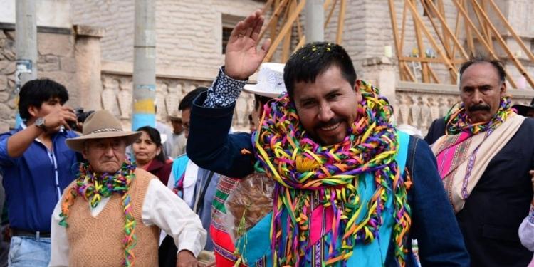 Élmer Cáceres Llica consiguió casi el 40 % de los votos emitidos en el balotaje final y ganó en todas las provincias de la región.
