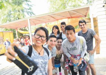 La adolescencia es una etapa decisiva, creadora, llena de oportunidades para desarrollar talento.
