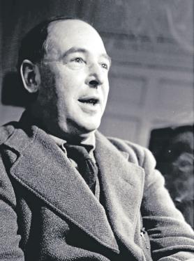 C. S. Lewis. Belfast, 29 de noviembre de 1898 – Oxford, 22 de noviembre de 1963.