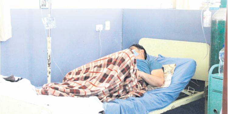 El síndrome Guillain-Barré no es nuevo en Arequipa. Cada año, se presentan 5 o 6 casos.