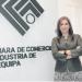 Jessica Rodríguez Gutiérrez es administradora de profesión y tiene una especialización en comercio internacional. Fue elegida presidenta de la Cámara de Comercio e Industria de Arequipa para el periodo 2019-2020.