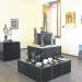 """En la exposición """"Raíces"""", se mostraron los trabajos de los artistas y los artesanos  de Rankana."""