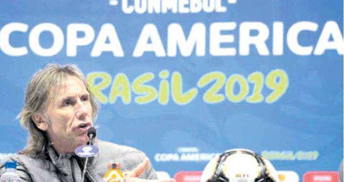Ricardo Gareca ha impuesto un estilo de trabajo que ha cambiado la imagen del fútbol peruano.