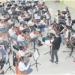 La mayoría de los instructores de Sinfonía por el Perú son integrantes de las orquestas más importantes de la ciudad, como la Sinfónica de Arequipa.
