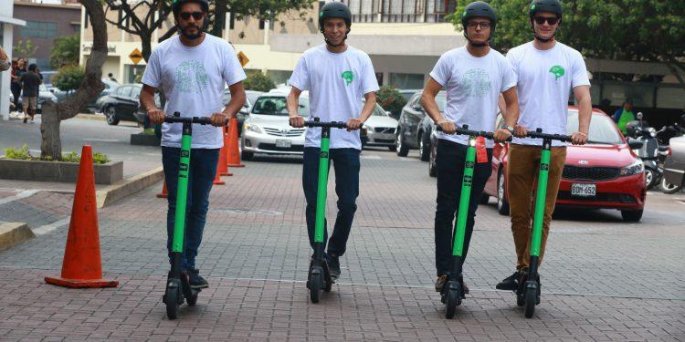 Según Movo Scooters en Lima, uno de cada cuatro millennials ya usa scooter.