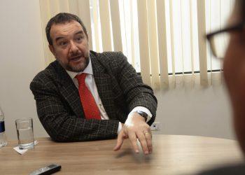 Luis Salazar Steiger es ingeniero industrial, fue presidente de la Sociedad Nacional de Industrias (SNI) entre 2012 y 2014 y ahora es vocal.