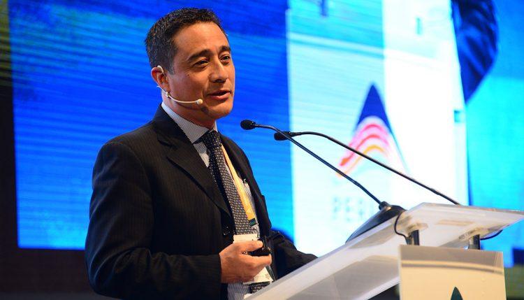 Luis Rivera, presidente del Instituto de Ingenieros de Minas del Perú.