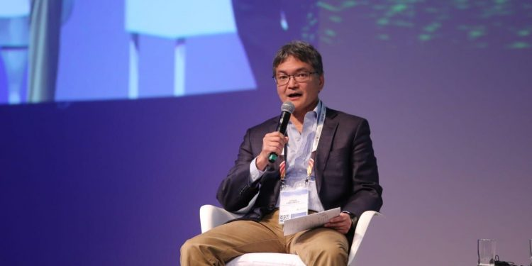 Jorge Yamamoto, hizo propuesta durante su participación en la 34 Convención Minera.