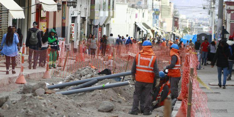 Los trabajos en San Juan de Dios concluirán en mayo del 2020, pero la autoridad edil dijo que abriría la vía el 30 de noviembre.