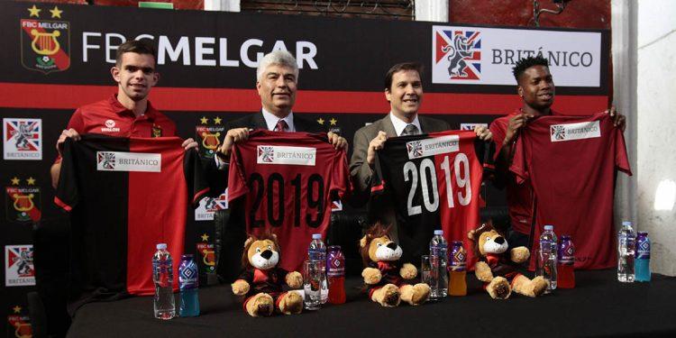 Este año el FBC Melgar lucha por un cupo de la Copa Sudamericana.