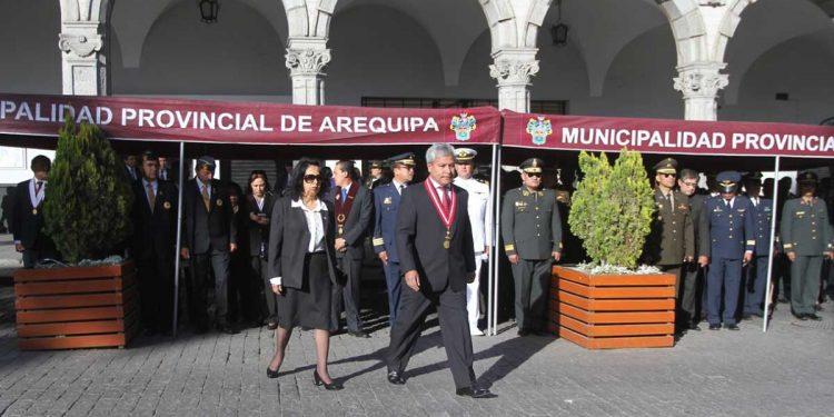 Alberto Ochoa Torres, presentará las observaciones técnicas ante el Gobierno Regional de Arequipa.