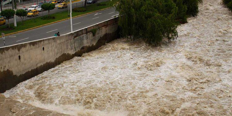 Las lluvias seguirán presentes en la región Arequipa.