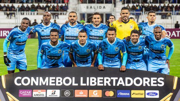 Binacional sigue sorprendiendo. Arrancó con un triunfo de local en torneo sudamericano.