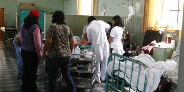 Pese a la crisis que atraviesa el Goyeneche fue designado como 'hospital centinela' para casos de Covid-19.