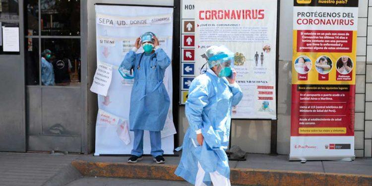 La mayor curva de casos de contagios y muertes por el coronavirus en Arequipa, se presentaría recién entre mayo y junio.