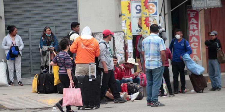 Según Grover Delgado, también hay arequipeños en Tumbes y Piura que desean volver a su ciudad natal.