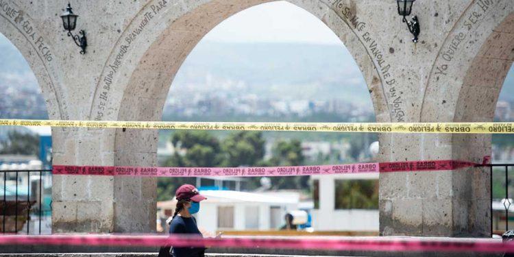Arequipa vivirá la Semana Santa más baja por la pandemia del coronavirus. (Foto: José Sotomayor)