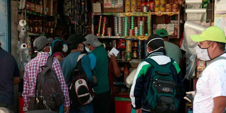 Ahora las familias priorizan la compra de alimentos y de acuerdo a su capacidad de ingresos.
